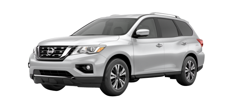 new 2019 Nissan Pathfinder 3.5L Xtronic CVT SL