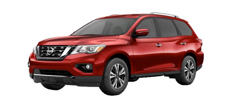 New 2019 Nissan Pathfinder 3.5L Xtronic CVT SL
