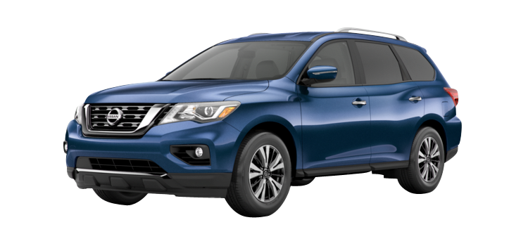 new 2019 Nissan Pathfinder 3.5L Xtronic CVT SV