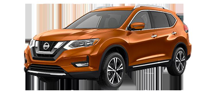 new 2019 Nissan Rogue 2.5L I4 SL
