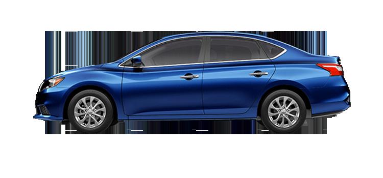 new 2019 Nissan Sentra Xtronic CVT SV