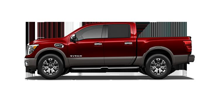 used 2019 Nissan Titan Platinum Reserve