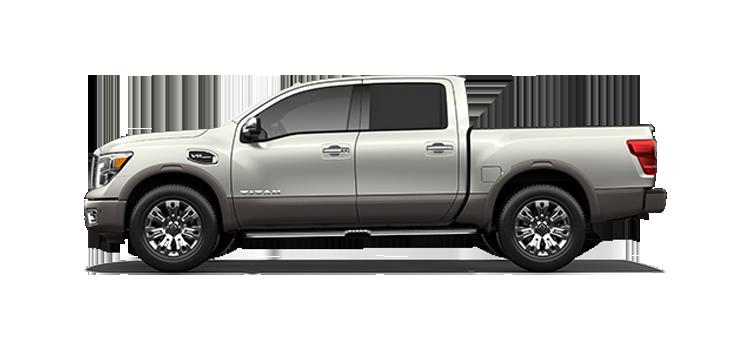 new 2019 Nissan Titan Crew Cab Platinum Reserve