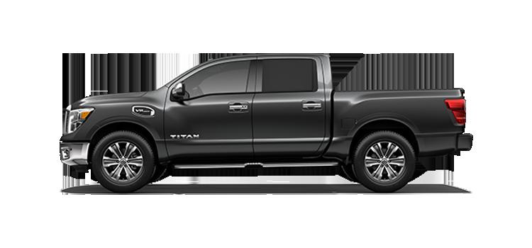 New 2019 Nissan Titan Crew Cab SL