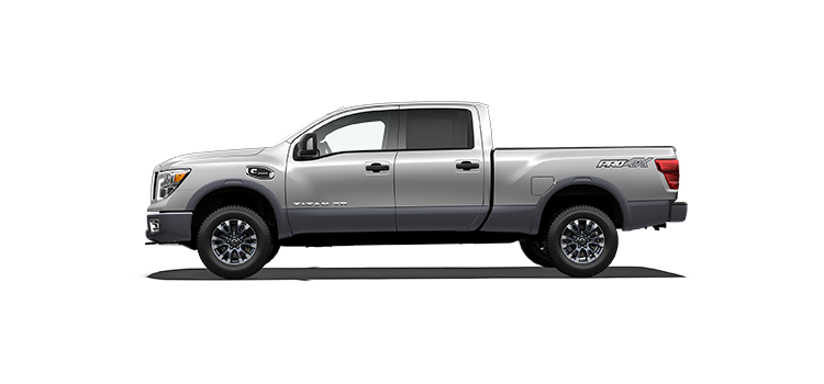 New 2019 Nissan Titan XD Crew Cab Gas PRO-4X