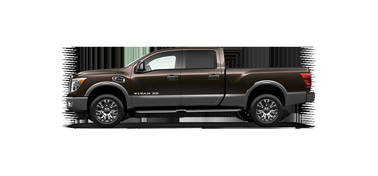 new 2019 Nissan Titan XD Crew Cab Diesel Platinum Reserve