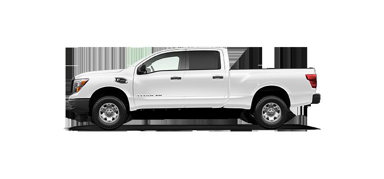 new 2019 Nissan Titan XD Crew Cab Gas S