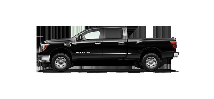 new 2019 Nissan Titan XD Crew Cab Gas SV