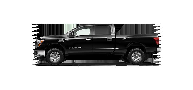 new 2019 Nissan Titan XD Crew Cab Diesel SV