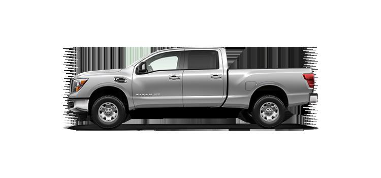 New 2019 Nissan Titan XD Crew Cab