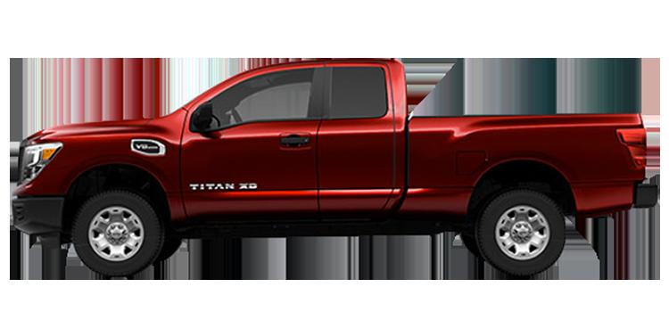 Titan XD King Cab