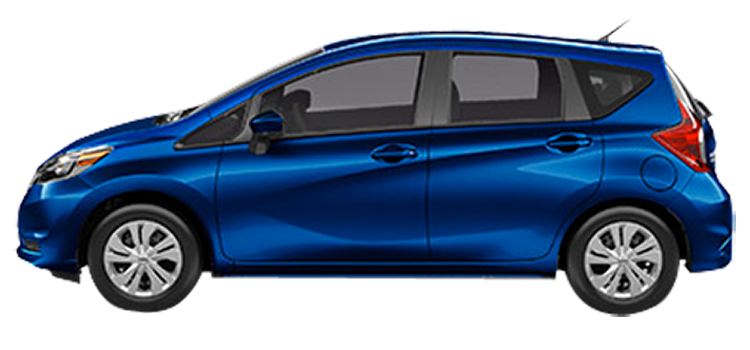 New 2019 Nissan Versa Note