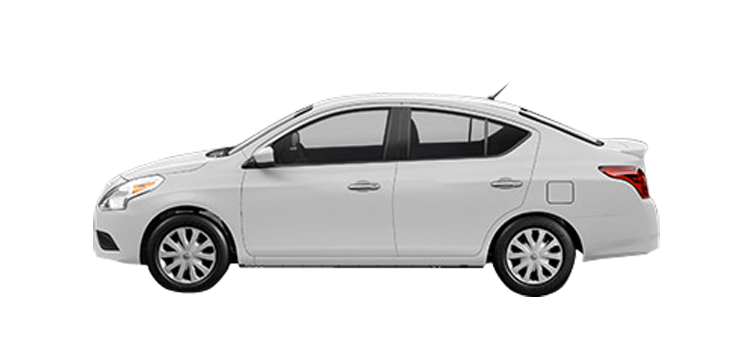 New 2019 Nissan Versa Sedan 1.6 Xtronic CVT SV