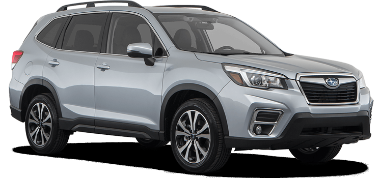 New 2019 Subaru Forester Forester Limited - VIN
