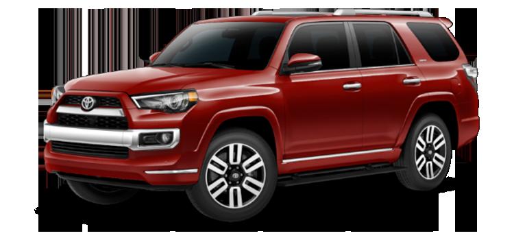 Walnut Creek Toyota - 2019 Toyota 4Runner 4.0L V6 Limited