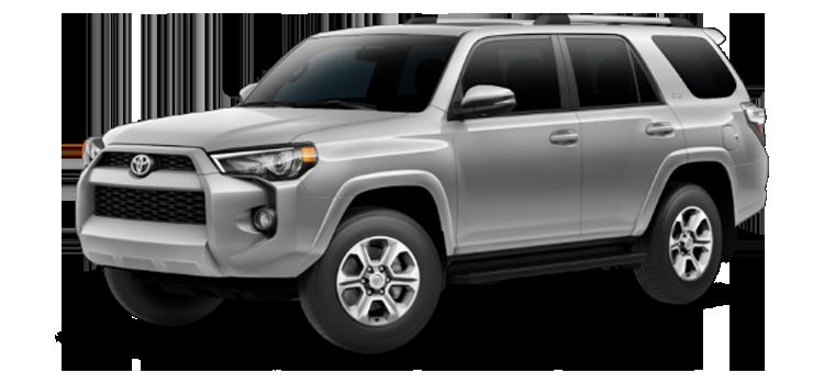 Houston Toyota - 2019 Toyota 4Runner 4.0L V6 SR5 Premium