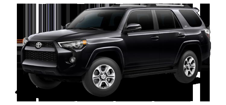 Tustin Toyota - 2019 Toyota 4Runner 4.0L V6 SR5 Premium