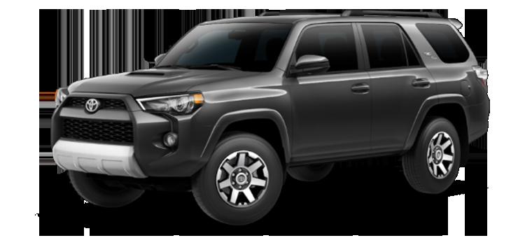 Napa Toyota - 2019 Toyota 4Runner 4.0L V6 TRD Off-Road