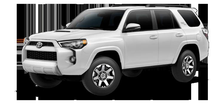 Richmond Toyota - 2019 Toyota 4Runner 4.0L V6 TRD Off-Road Premium