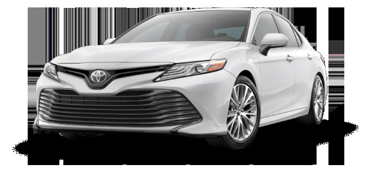 Sandy Springs Toyota - 2019 Toyota Camry 3.5L V6 XLE
