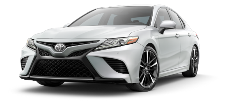 Hudson Toyota - 2019 Toyota Camry 2.5L 4-Cyl XSE