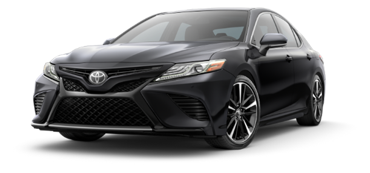 Walnut Creek Toyota - 2019 Toyota Camry 2.5L 4-Cyl XSE