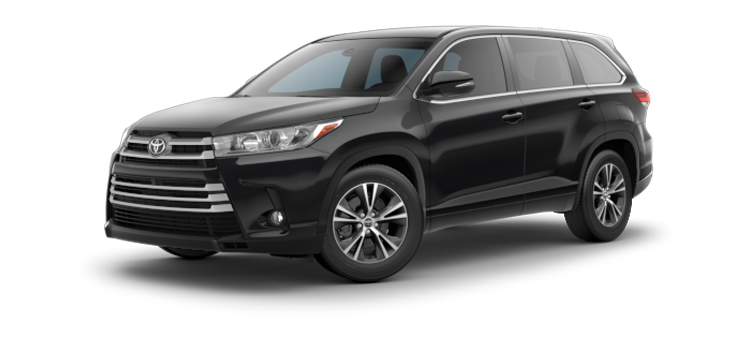 San Francisco Toyota - 2019 Toyota Highlander V6 LE Plus