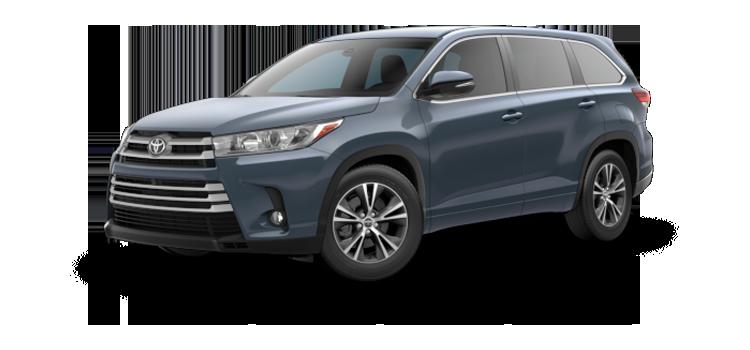 Sacramento Toyota - 2019 Toyota Highlander V6 LE Plus