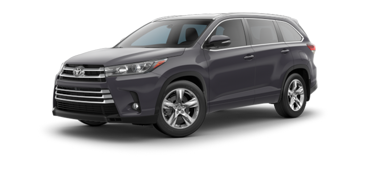 Marrietta Toyota - 2019 Toyota Highlander V6 Limited