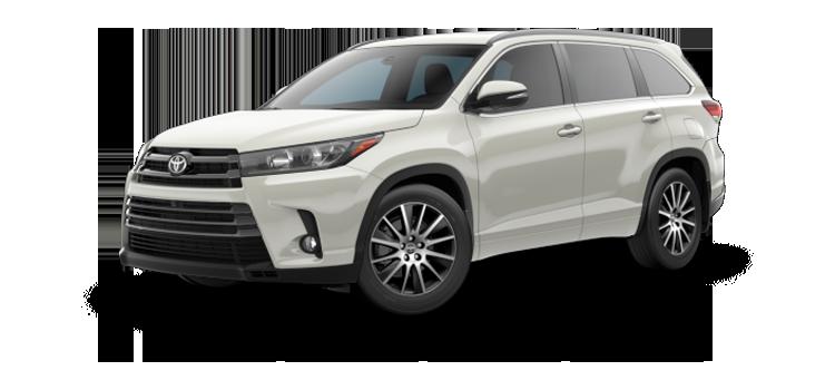 Houston Toyota - 2019 Toyota Highlander V6 SE