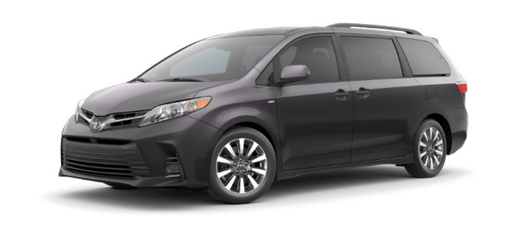 Napa Toyota - 2019 Toyota Sienna 7 Passenger LE