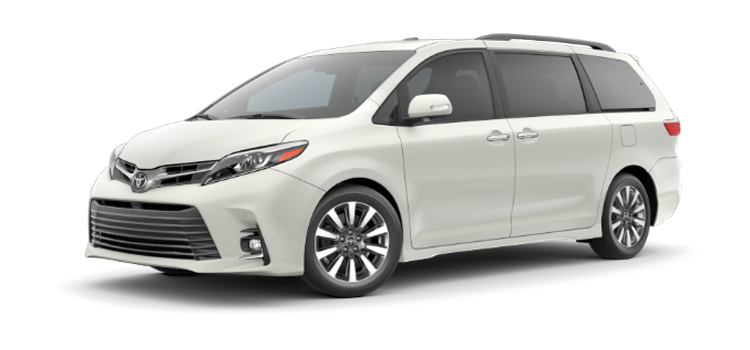 Bring Everyone Along In The 2019 Toyota Sienna 7 Penger Limited Fwd 4 Door Minivan Starting At 44 210