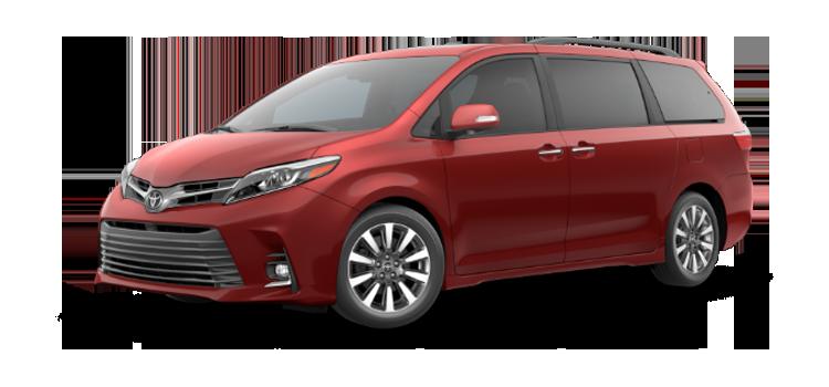Sugar Land Toyota - 2019 Toyota Sienna 7 Passenger Limited Premium