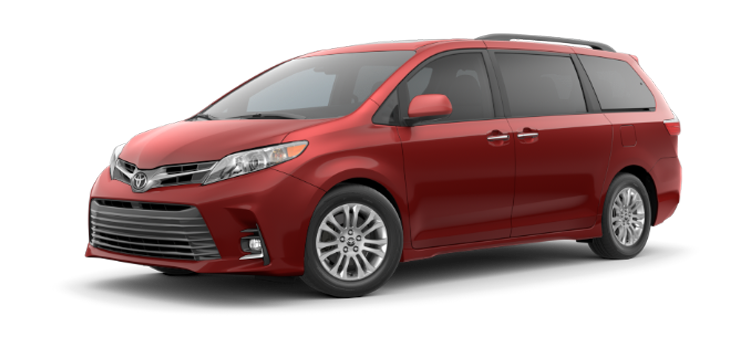 Duluth Toyota - 2019 Toyota Sienna with Auto Access Seat XLE