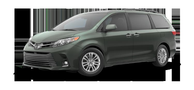 Fairfield Toyota - 2019 Toyota Sienna 8 Passenger XLE