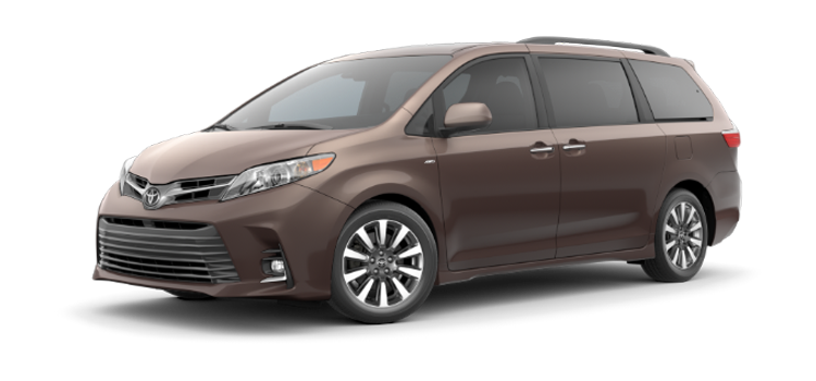 Houston Toyota - 2019 Toyota Sienna 7 Passenger XLE