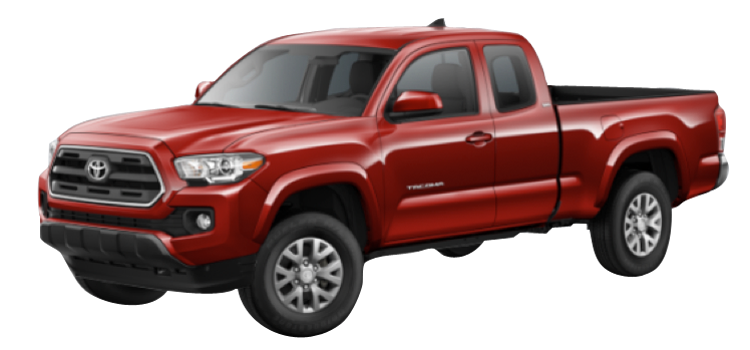 Cleveland Toyota - 2019 Toyota Tacoma Access Cab 4-Cylinder SR5