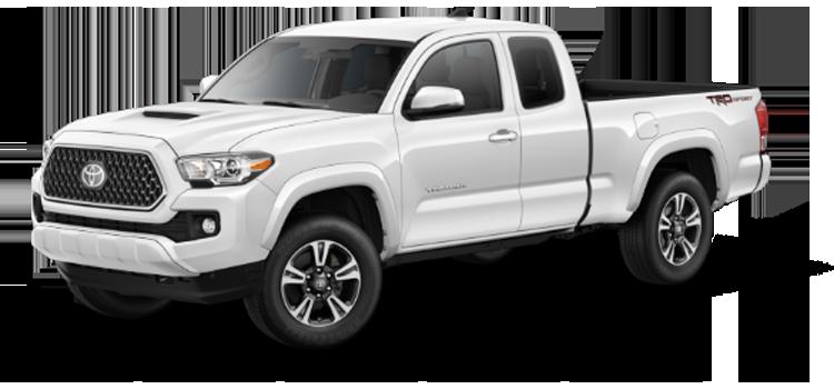 Tustin Toyota - 2019 Toyota Tacoma Access Cab V6 TRD Sport