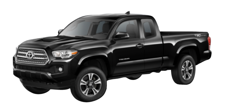 Hudson Toyota - 2019 Toyota Tacoma Access Cab V6, Manual TRD Sport