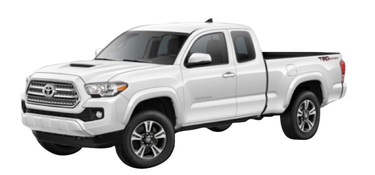 Atlanta Toyota - 2019 Toyota Tacoma Access Cab V6, Automatic TRD Sport