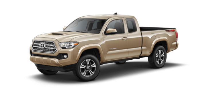 Buena Park Toyota - 2019 Toyota Tacoma Access Cab V6, Automatic TRD Sport