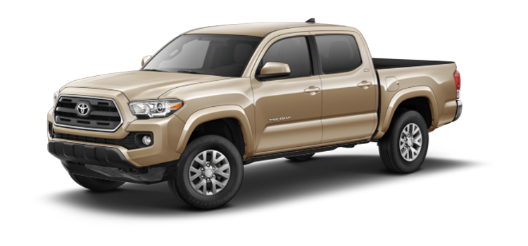 Berkeley Toyota - 2019 Toyota Tacoma Double Cab Double Cab, Automatic  SR5