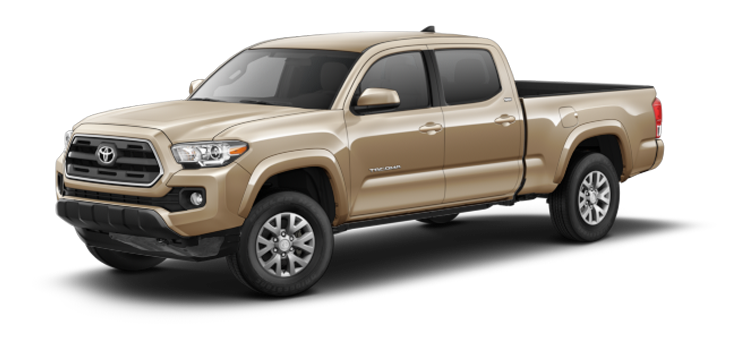 Houston Toyota - 2019 Toyota Tacoma Double Cab Double Cab, Automatic, Long Bed SR5