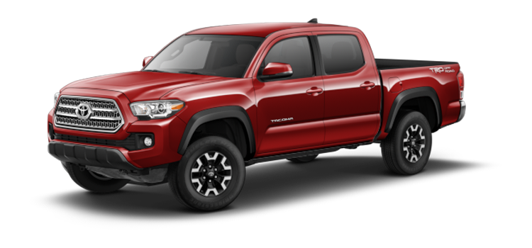 Norman Toyota - 2019 Toyota Tacoma Double Cab Double Cab, Automatic TRD Offroad