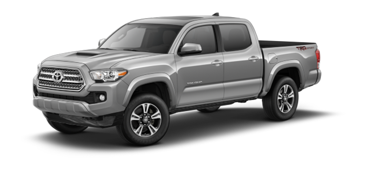 Sugar Land Toyota - 2019 Toyota Tacoma Double Cab Double Cab, Automatic TRD Sport