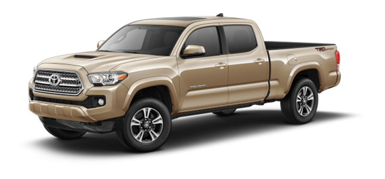 Columbus Toyota - 2019 Toyota Tacoma Double Cab Double Cab, Automatic, Long Bed TRD Sport