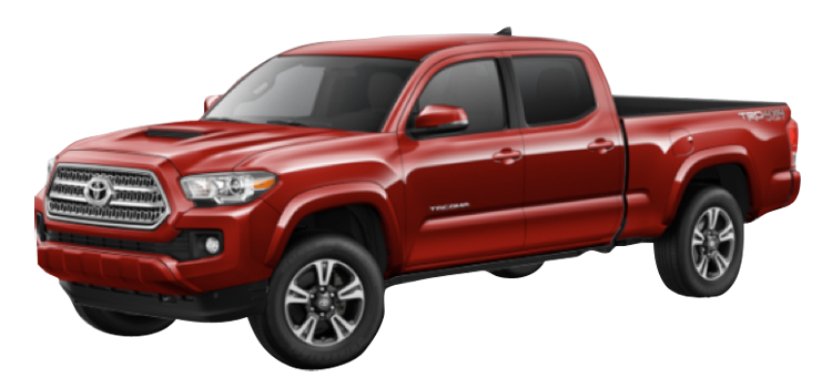 Duluth Toyota - 2019 Toyota Tacoma Double Cab Double Cab, Automatic, Long Bed TRD Sport