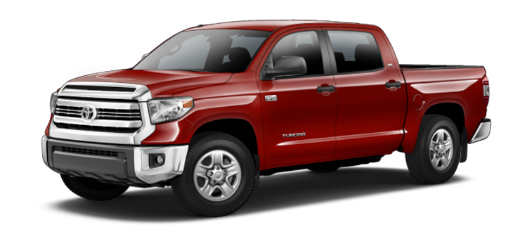 Akron Toyota - 2019 Toyota Tundra Crew Max 4x4 4.6L V8 SR5
