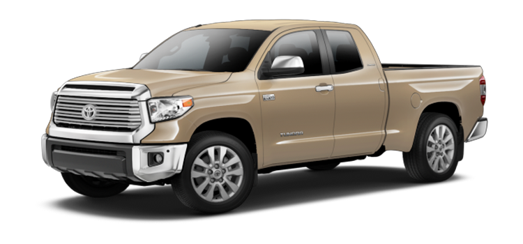 Orange Toyota - 2019 Toyota Tundra Double Cab 4x4 5.7L V8 Limited