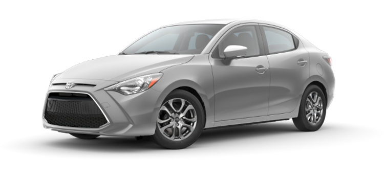 Roswell Toyota - 2019 Toyota Yaris Automatic LE